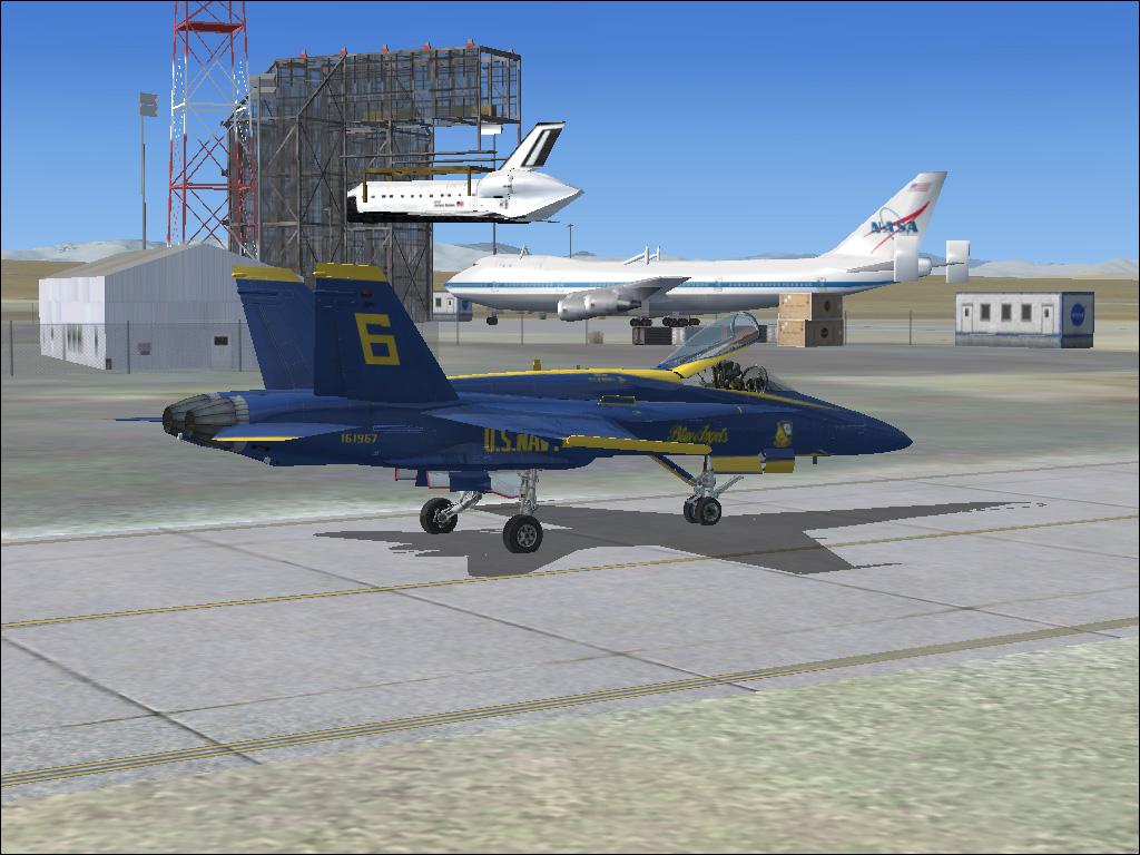 Microsoft Flight Simulator X Acceleration Pack