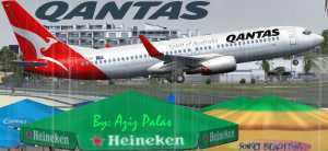 Welcome to Perfect Flight » FS2004/FSX – Qantas Boeing 737-800