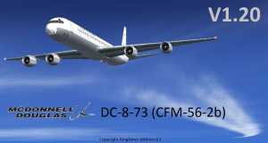 Welcome to Perfect Flight » FSX – Douglas DC-8-73 CFM-56