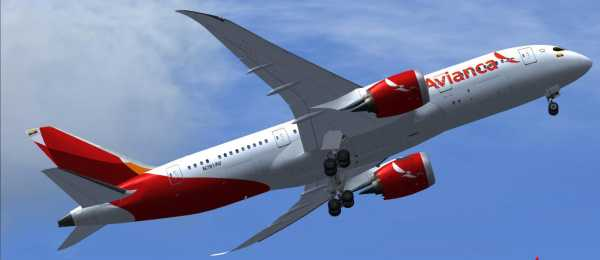 Welcome to Perfect Flight » FS2004/FSX – Avianca Boeing 787-8