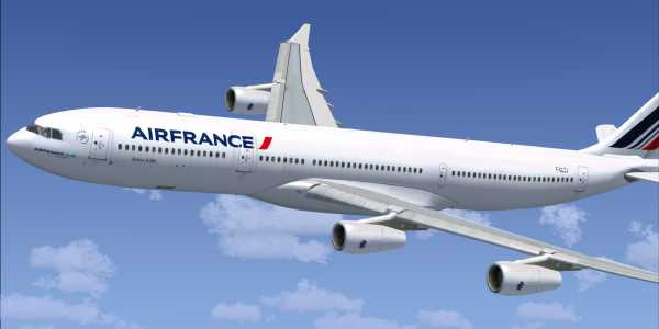 welcome to perfect flight fsx air france airbus a340 300. Black Bedroom Furniture Sets. Home Design Ideas
