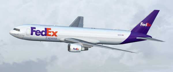 Welcome to Perfect Flight » FS2004/FSX – Federal Express Boeing 767-300F