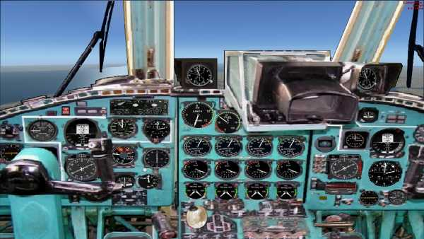 AN-22 Photorealistic panel