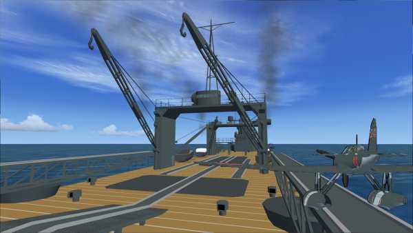 IJN Seaplanetender-Nisshin (3)
