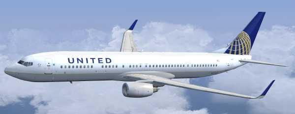Incanti Su Web » FS2004 – United Airlines Boeing 737-900ER