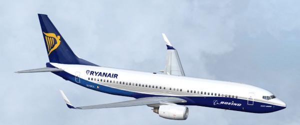 Incanti Su Web » FS2004/FSX – Ryanair Boeing 737-800