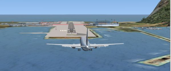 Welcome to Perfect Flight » FSX – Scenery Gibraltar