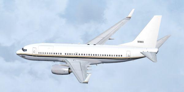 Incanti Su Web » FS2004/FSX – US Navy Boeing 737-700C