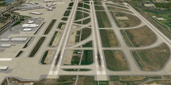 Incanti Su Web » X-Plane 10 – Scenery KSEA Seattle Photoreal
