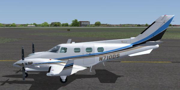 Beechcraft Duke Turboprop Beechcraft Royal Turbine Duke