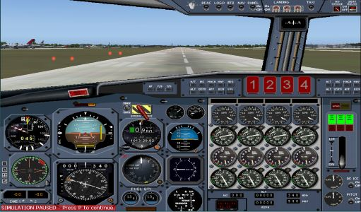 Welcome To Perfect Flight 187 Fsx Fs2004 Boeing B777 300er
