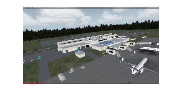 Welcome to Perfect Flight » FSX – KGNV Gainesville Regional Airport