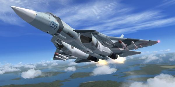 Welcome To Perfect Flight  U00bb Fsx  P3dv3  Fs2004  U2013 Sukhoi